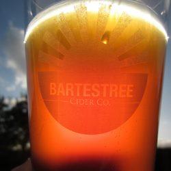 Bartestree Cider - Great Glass in Sun - Dave Matthews 800px W