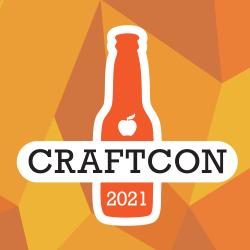 CraftCon Banner 3000x1000px centre logo